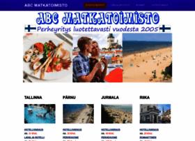 abcmatkatoimisto.fi