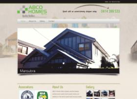 abcohomes.com.au
