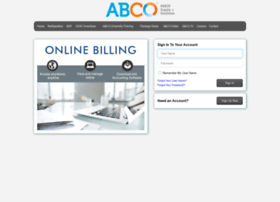 abcorefrigeration.billtrust.com
