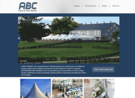 abcpartyandtent.com