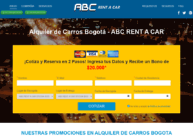 abcrentacar.com.co