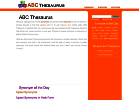 abcthesaurus.com