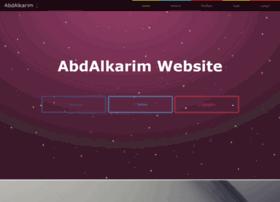 abdalkarimwebsite.eb2a.com