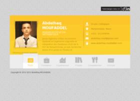 abdelhaq-moufaddel.com