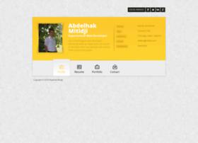 abdou.mitidji.com