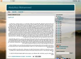 abdulaziz-mohammed.blogspot.fr