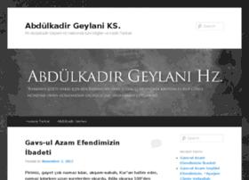 abdulkadirgeylani.net