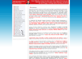 abdurrahmanince.net