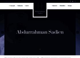 abdurrahmansadien.com