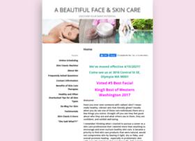 abeautifulface.skincaretherapy.net