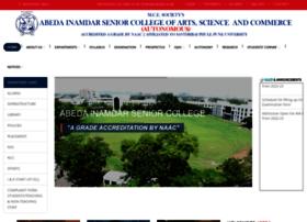 abedainamdarcollege.org.in