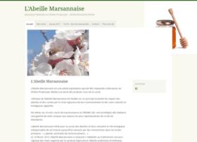 abeillemarsannaise.fr