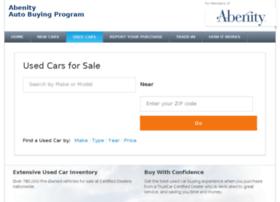 abenity.truecarusedcars.com