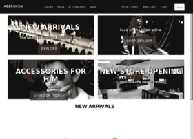 aberdeen-demo.mybigcommerce.com