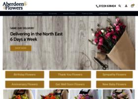 aberdeenflowers.co.uk