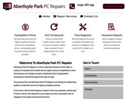 aberfoyleparkpcrepairs.com.au