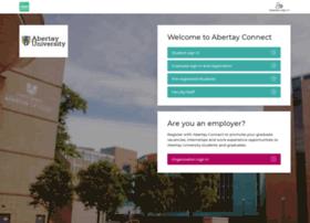 abertayconnect.abertay.ac.uk