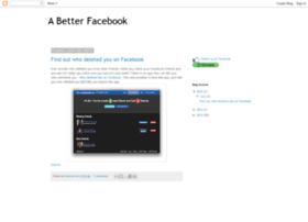 abetterfacebook.blogspot.no