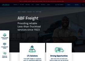 abf-freight.com