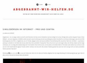 abgebrannt-wir-helfen.de