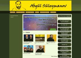 abgulsuleymanov.com