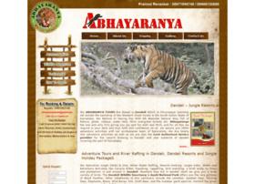 abhayaranyadandeli.com