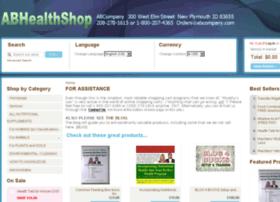 abhealthshop.com