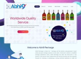 abhi9recharge.in