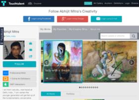 abhijit-mitra.touchtalent.com