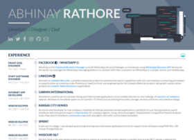abhinayrathore.com