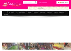 abhisilks.com