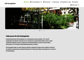 abhumlegaarden.dk