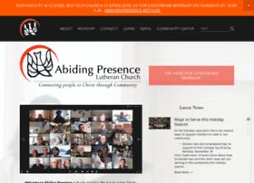 abidingpresence.net