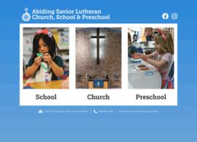 abidingsavior.com