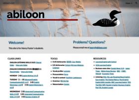 abiloon.com