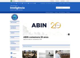 abin.gov.br