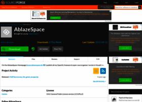 ablazespace.sourceforge.net