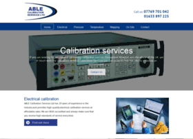 able-calibration.co.uk