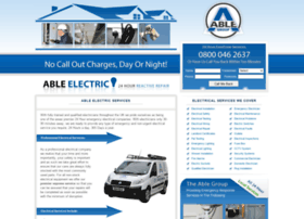 able-electric.co.uk