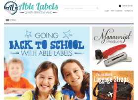 able-for-schools.co.uk