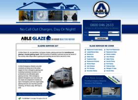 able-glaze.co.uk