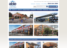 ablecanopies.co.uk