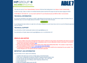 ablega.hfgroup.com