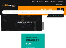 ablegamersfoundation.org