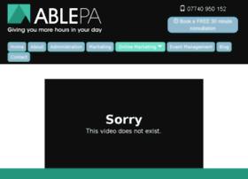 ablepa.co.uk