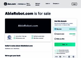 ablerobot.com