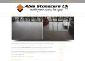 ablestonecareuk.co.uk