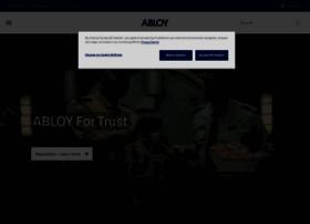 abloy.com