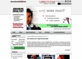 abmahnhilfe24.de