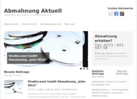 abmahnung-aktuell.de